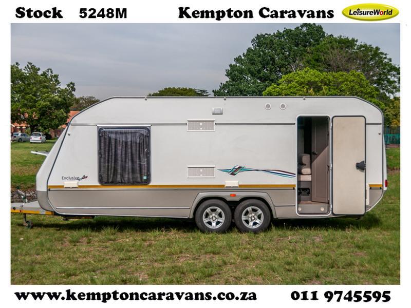 Caravan Jurgens Exclusive KC:5248M ID