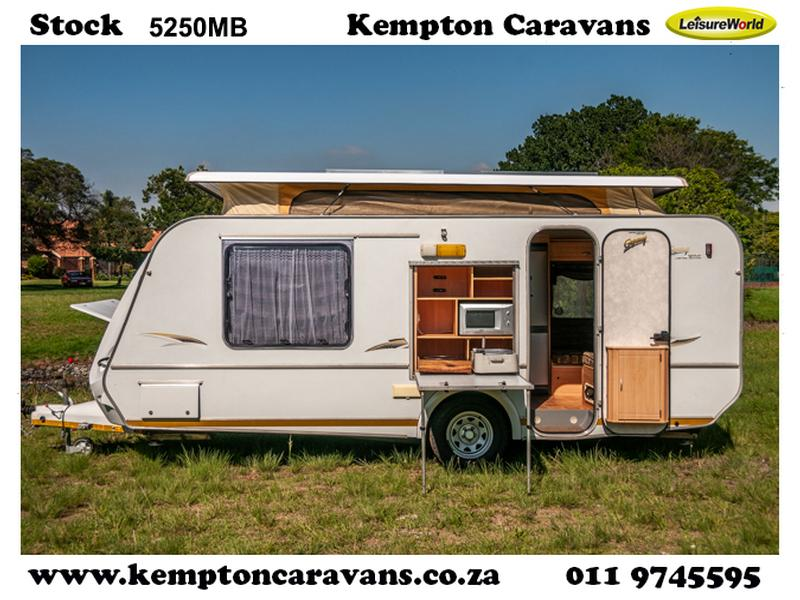 Caravan Gypsey Regal KC:5250B ID