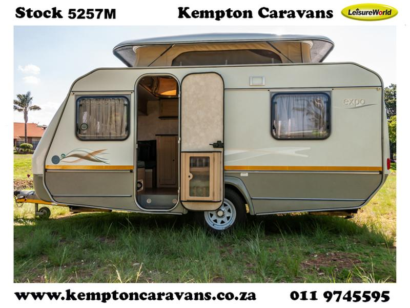 Caravan Jurgens Expo KC:5257M ID