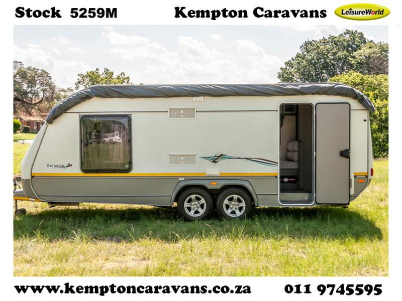 Caravan Jurgens Exclusive KC:5259M ID