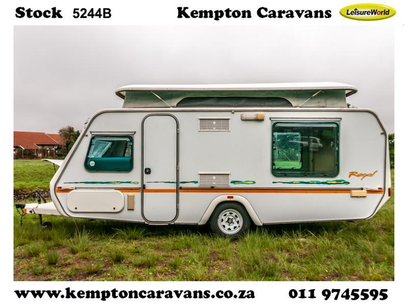 Caravan Gypsey Regal KC:5244B ID