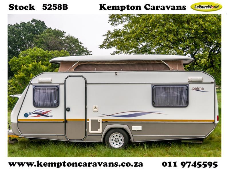 Caravan Jurgens Palma KC:5258B ID