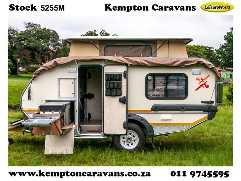 Caravan Jurgens Safari Xplorer KC:5255M ID