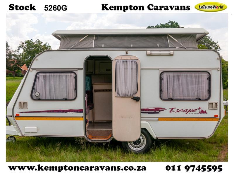 Caravan Ci Escape 1 KC:5260M ID