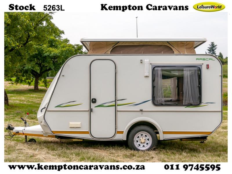 Caravan Gypsey Rascal KC:5263L ID