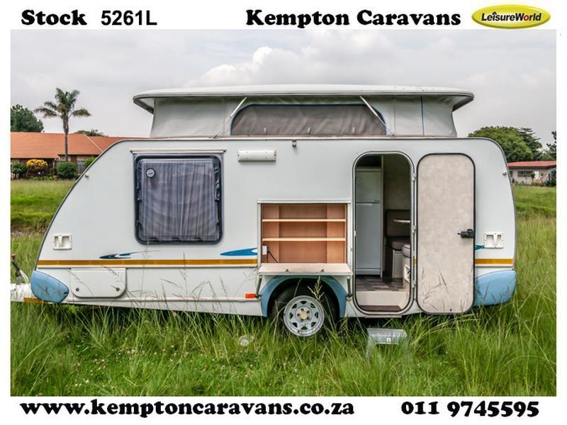Caravan Sprite Swing KC:5261L ID
