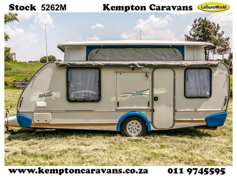 Caravan Sprite Splash KC:5262M ID