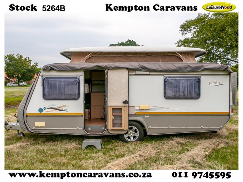 Caravan Jurgens Penta KC:5264B ID