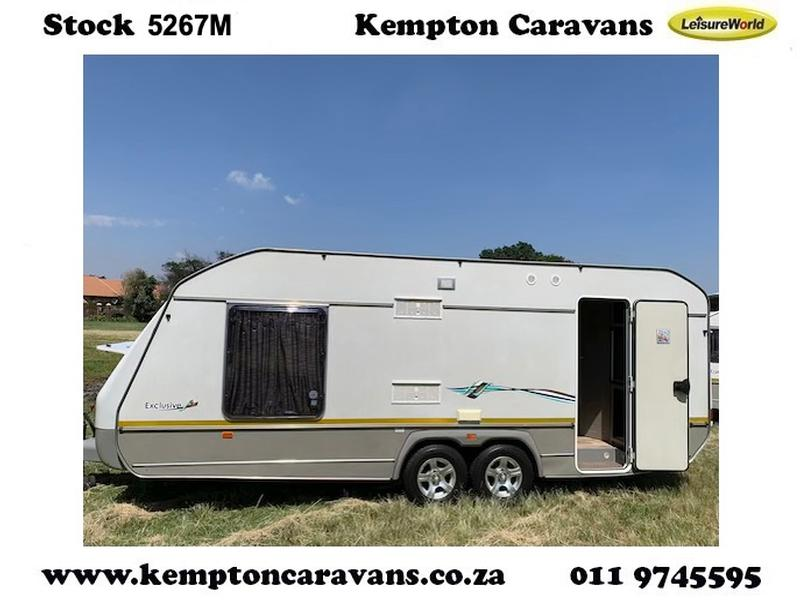 Caravan Jurgens Exclusive KC:5267M ID