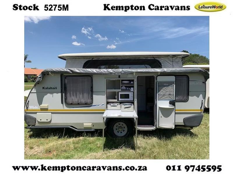 Caravan Sprite Splash KC:5275M ID