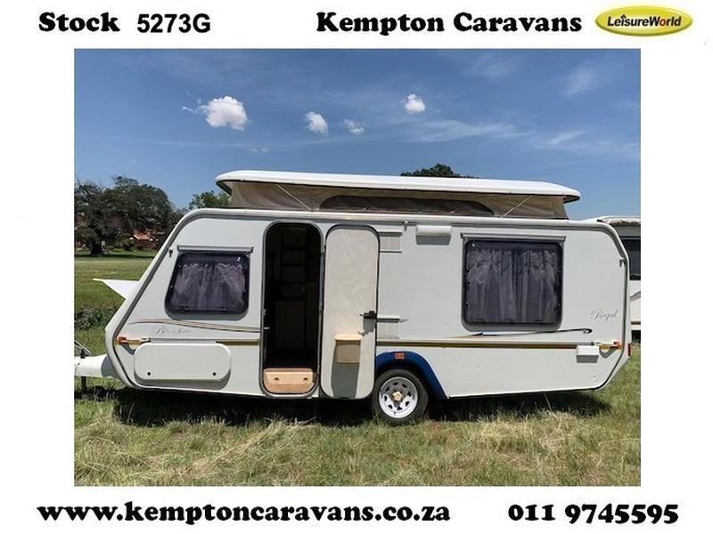 Caravan Gypsey Regal KC:5273G ID