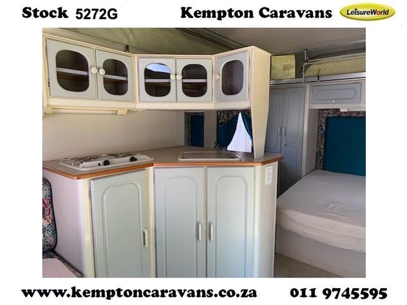 Caravan Jurgens Fleetline L KC:5272G ID