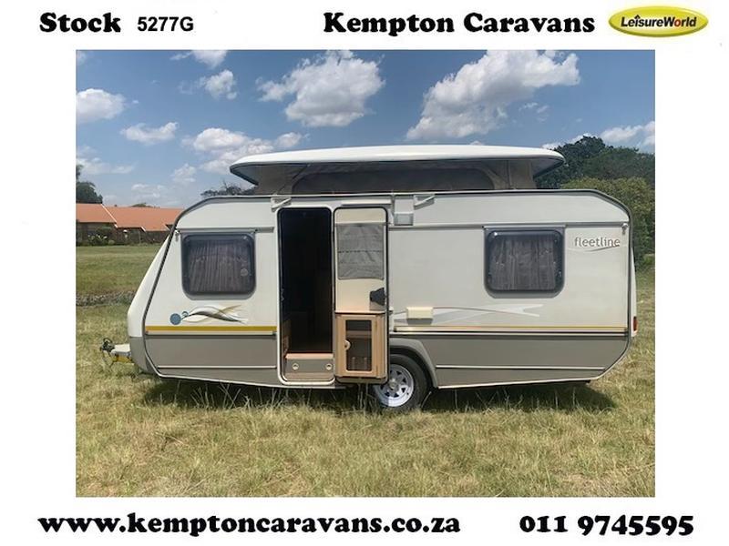 Caravan Jurgens Fleetline KC:5277G ID